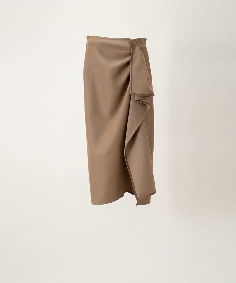 support surface skirt